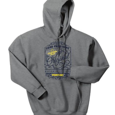 Original Gray hoodie